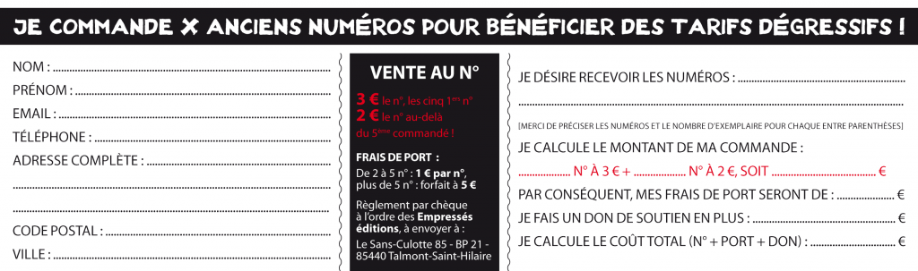 CouponAncienNumero